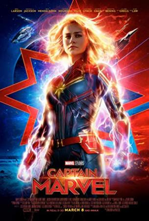 Captain Marvel (2019) [BluRay] [720p] [YTS]