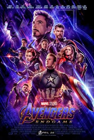 Avengers Endgame (2019) [Worldfree4u Wiki] 720p DVDScr x264 [Dual Audio] [Hindi  + English]