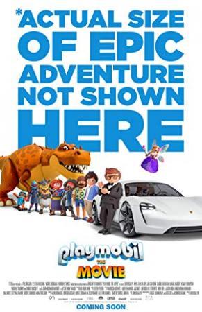 Playmobil The Movie (2019) [BluRay] [720p] [YTS]