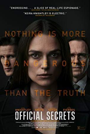 Official Secrets (2019) [WEBRip] [1080p] [YTS]