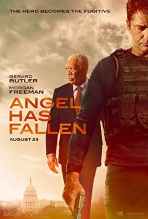 Angel Has Fallen 2019 1080p WEBRip x264-RARBG