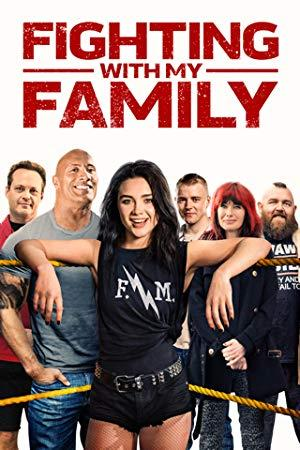 Fighting with my family 2019 1080p-dual-lat