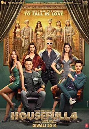 Housefull 4 2019 Hindi HD CAM RIP 700MB [MB]