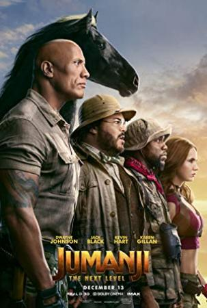 Jumanji The Next Level BDRip 1080p HD m4v