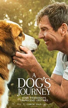 A Dog's Journey (2019) [WEBRip] [720p] [YTS]