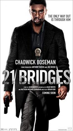 21 Bridges (2019) [1080p] [WEBRip] [5.1] [YTS]