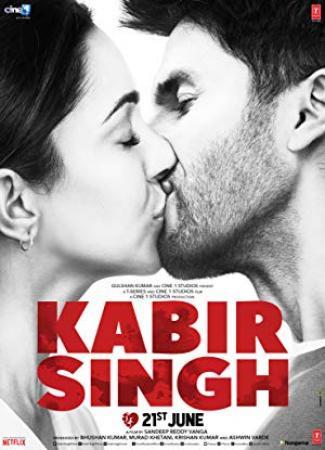 Kabir Singh 2019 Hindi 720p V2 PreDVD Rip x264 AAC 1.2GB[MB]